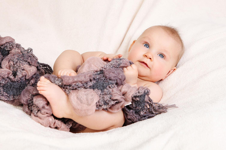 Babybauch und Baby Fotografie